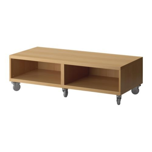 to go under windows besta… bench with casters beech effect ikea