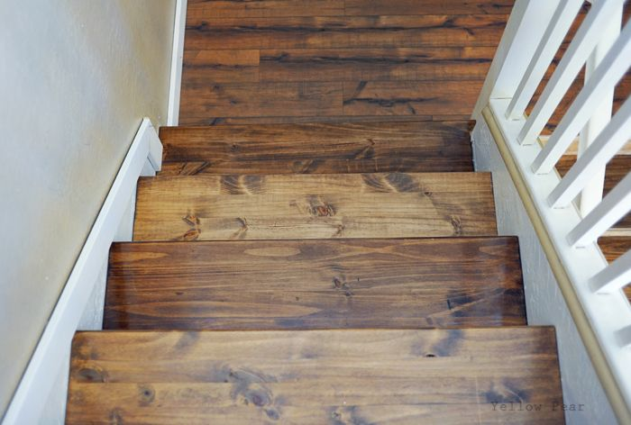 Minwax Special Walnut On Pine Definitely Like This Combo And If We Make Plank Floors