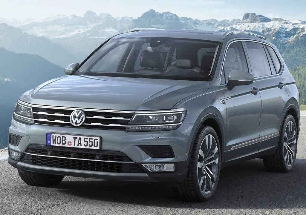 Novo Volkswagen Tiguan Allspace 2019 Tiguan Para 7 Pessoas Precos Ficha Tecnica Interior E Consumo Volkswagen Classic Cars Vw Cars