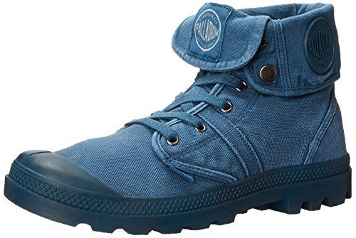 Palladium Baggy, Damen Desert Boots, Blau (Turbulence/High-Rise), 41.5 EU (7.5 Damen UK)