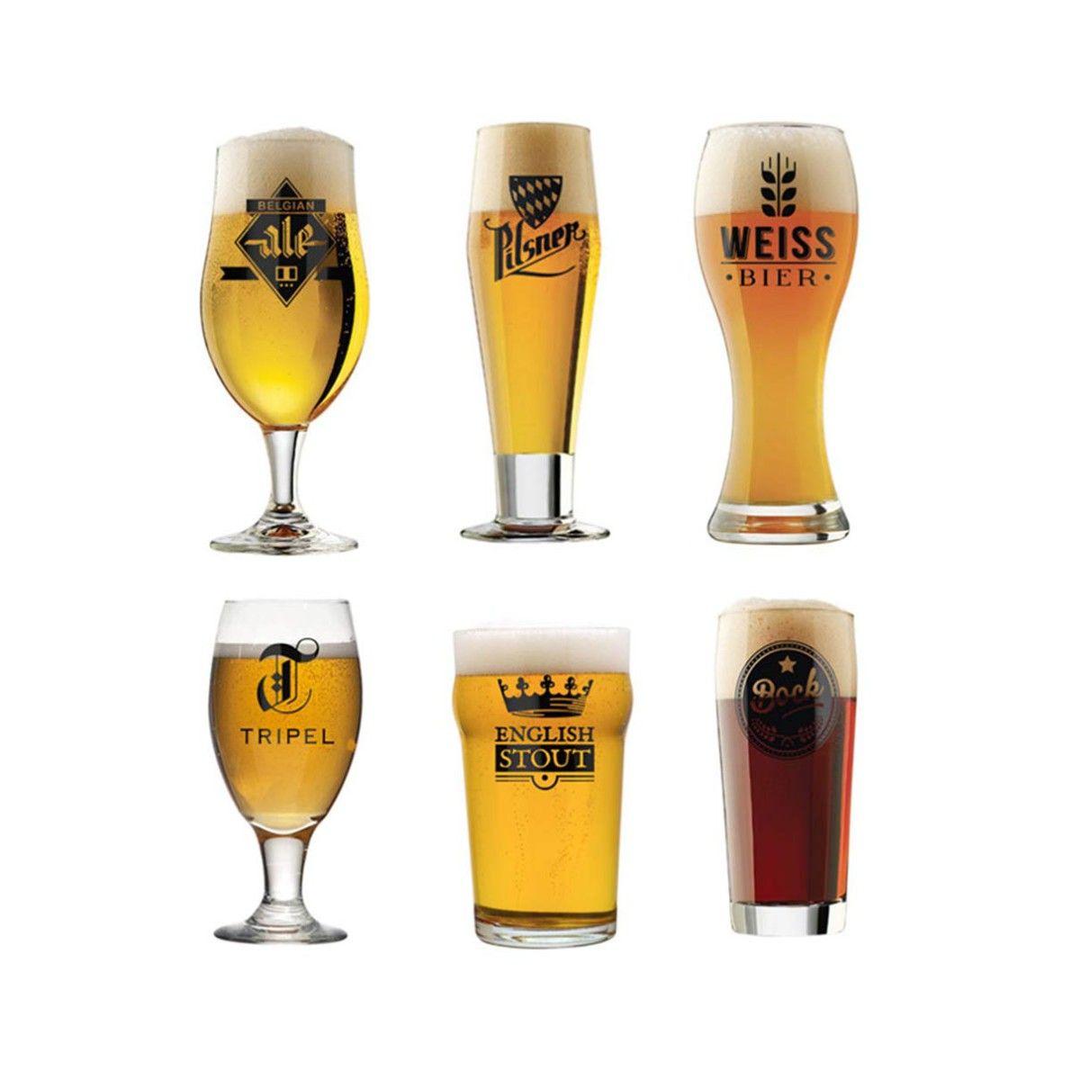 Copas de cerveza originales para tus momentos cerveceros for Vasos copas vidrio