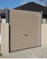 Image Result For Free Standing Roll Up Garage Doors