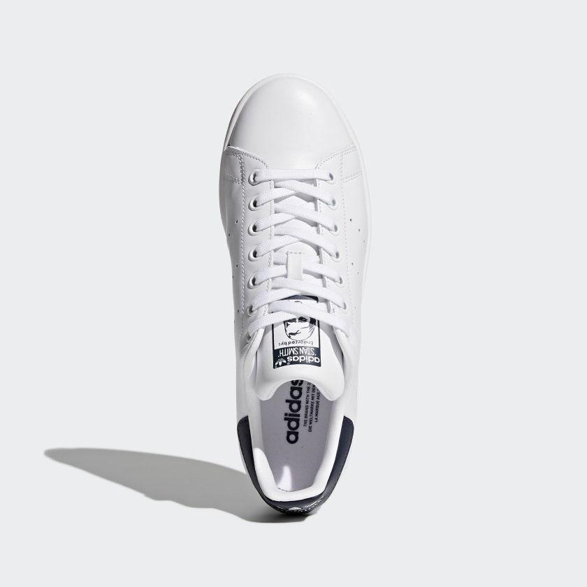 Sin alterar Pronombre Min  adidas Stan Smith Shoes - White | adidas UK | Stan smith shoes, Adidas  shoes stan smith, Adidas originals stan smith