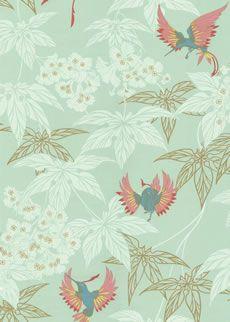 Tapete Kolibri W