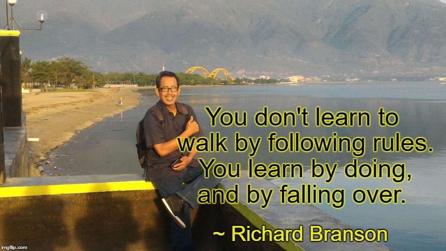 Belajar Di Waktu Kecil Bagai Mengukir Di Batu Tapi Belajar