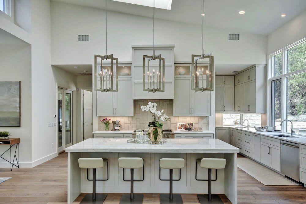 Wild Basin Kitchen   Vaulted ceiling kitchen, Vaulted ...