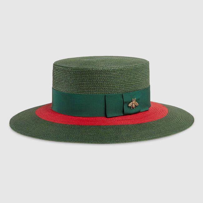 Photo of Gucci Papier wide brim hat