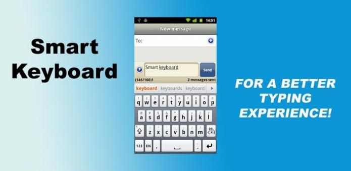 Review Smart Keyboard Pro Android App Apk V4 6 1 Click On The Image To Learn More Android Keyboard Keyboard Smart