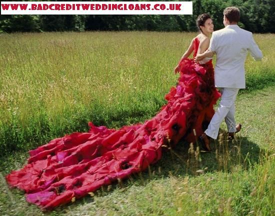 Bad Credit Wedding Loans Are Quite Simple To Derive And One Can Avail These In