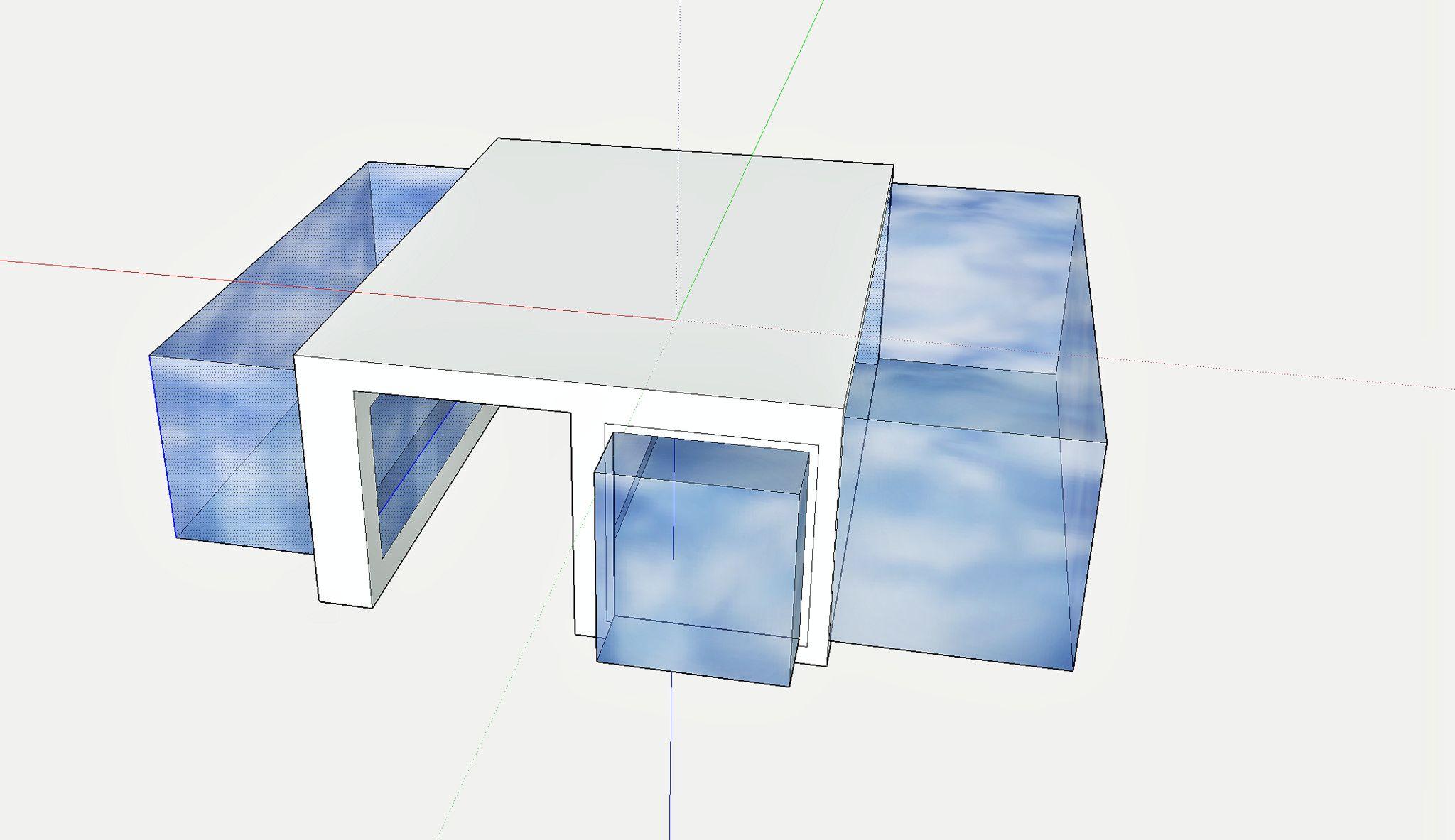 https://flic.kr/p/FYZBvm | Aquarium design | by Giulia #Bergonzoni #acquario #aquarium #architecture #natural #materials #glass #transparent #interesting #creative #buildings #projects #urban #designers #editorial