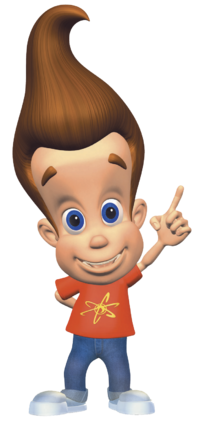 Jimmy neutron component to composite tacting jimmy neutron