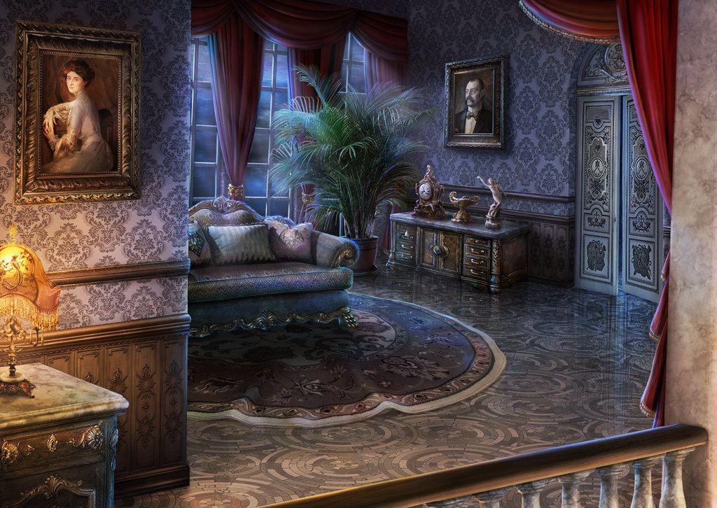 Silent Scream Ii Mansion 01 By Mardenoir On Deviantart