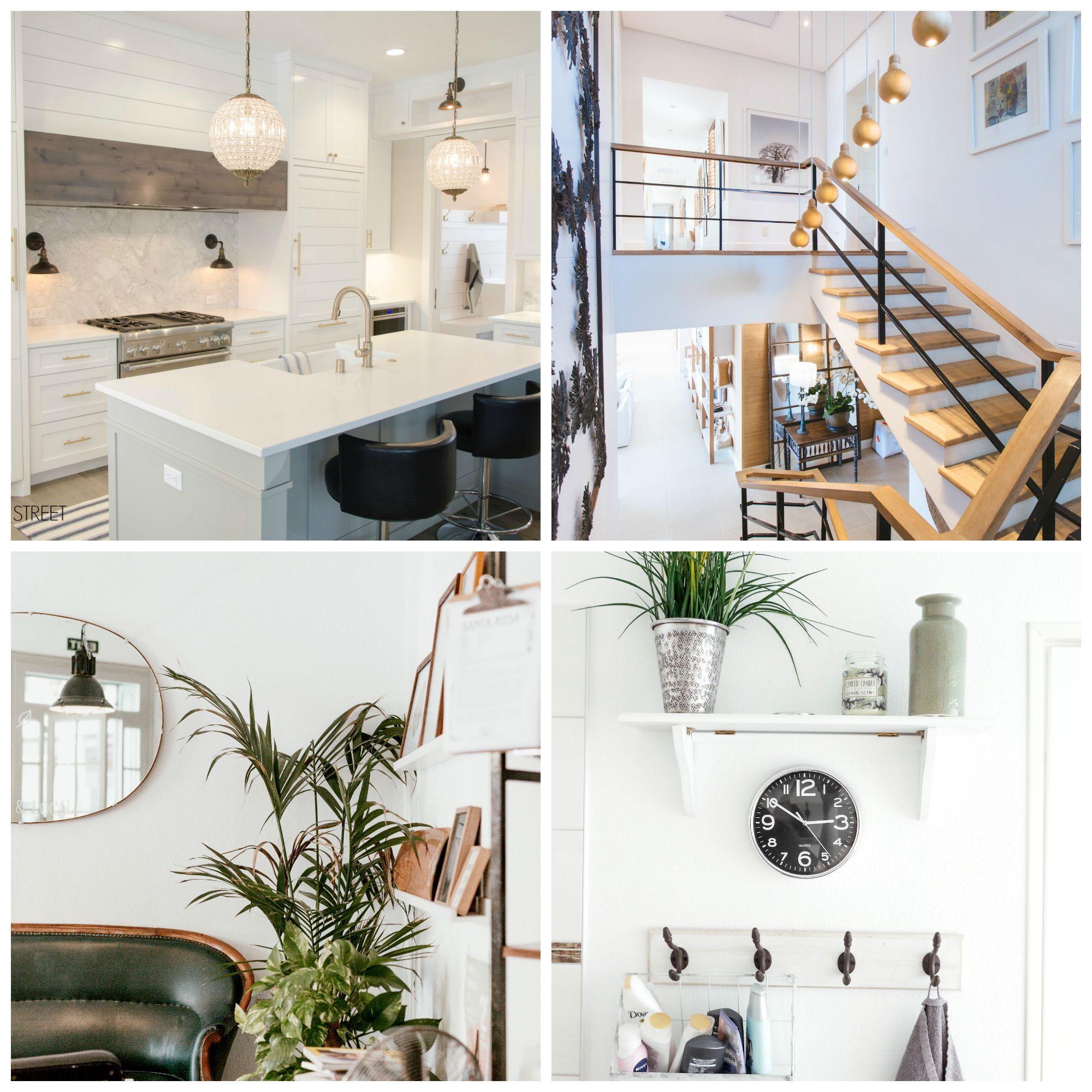 Awesome home decor ideas rustic farmhouse minimalist modern also rh pinterest