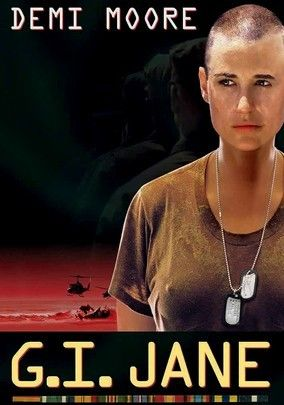 G.I. Jane (1997) Lt. Jordan O'Neil, a tough female topographer, trains with the elite Navy SEALs. With a 60% dropout rate, no one expects her to survive the grueling regime, but she's determined to prove them wrong.