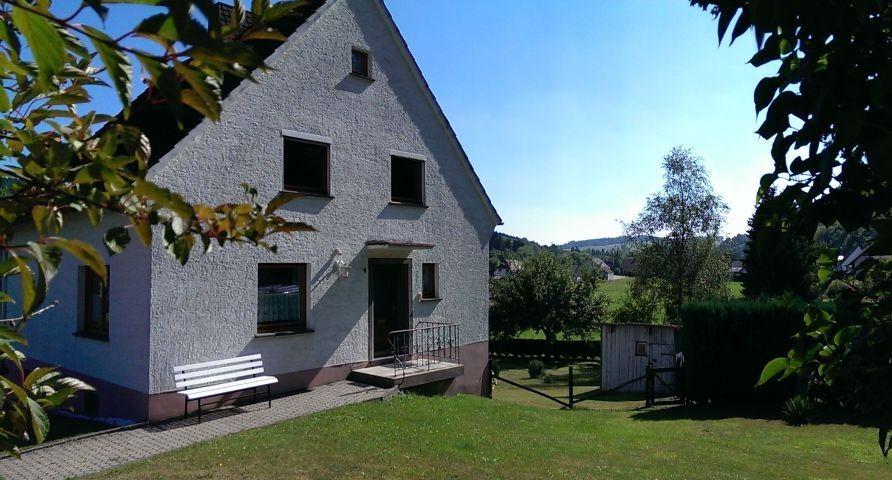 Ferienhaus Bikeman's Shelter in der Eifel Ferienhaus