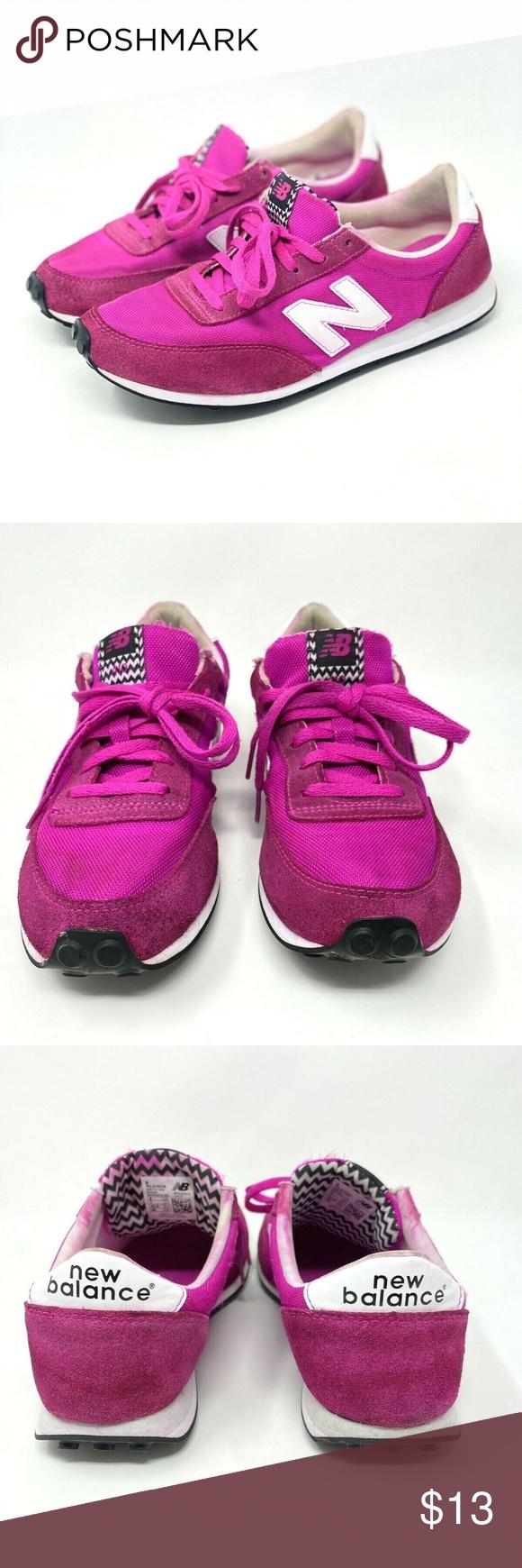 New Balance 410 WL410VIA Pink Sneakers