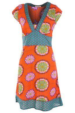 Boom Shankar 50s Dresses Daisy Dress Womens Knee Length Dresses