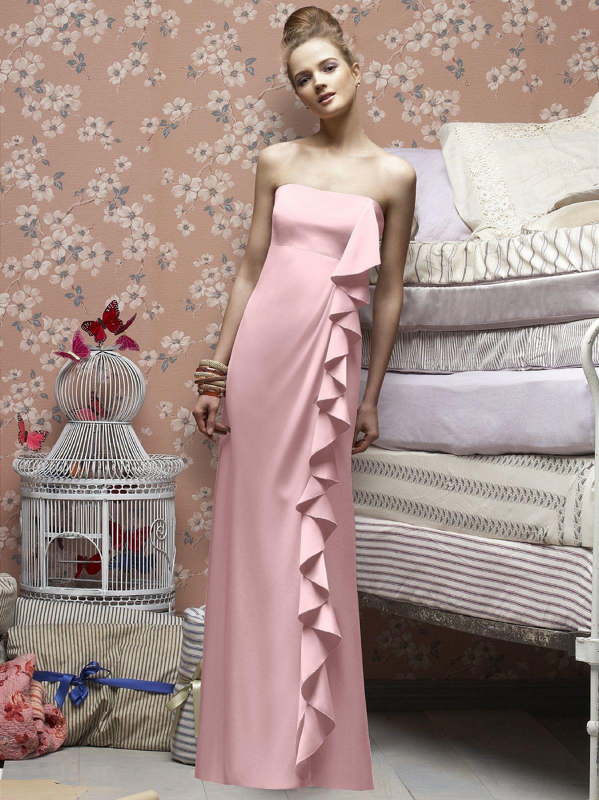 Lela Rose Bridesmaids Style LX158XX: The Dessy Group | evenig dress ...