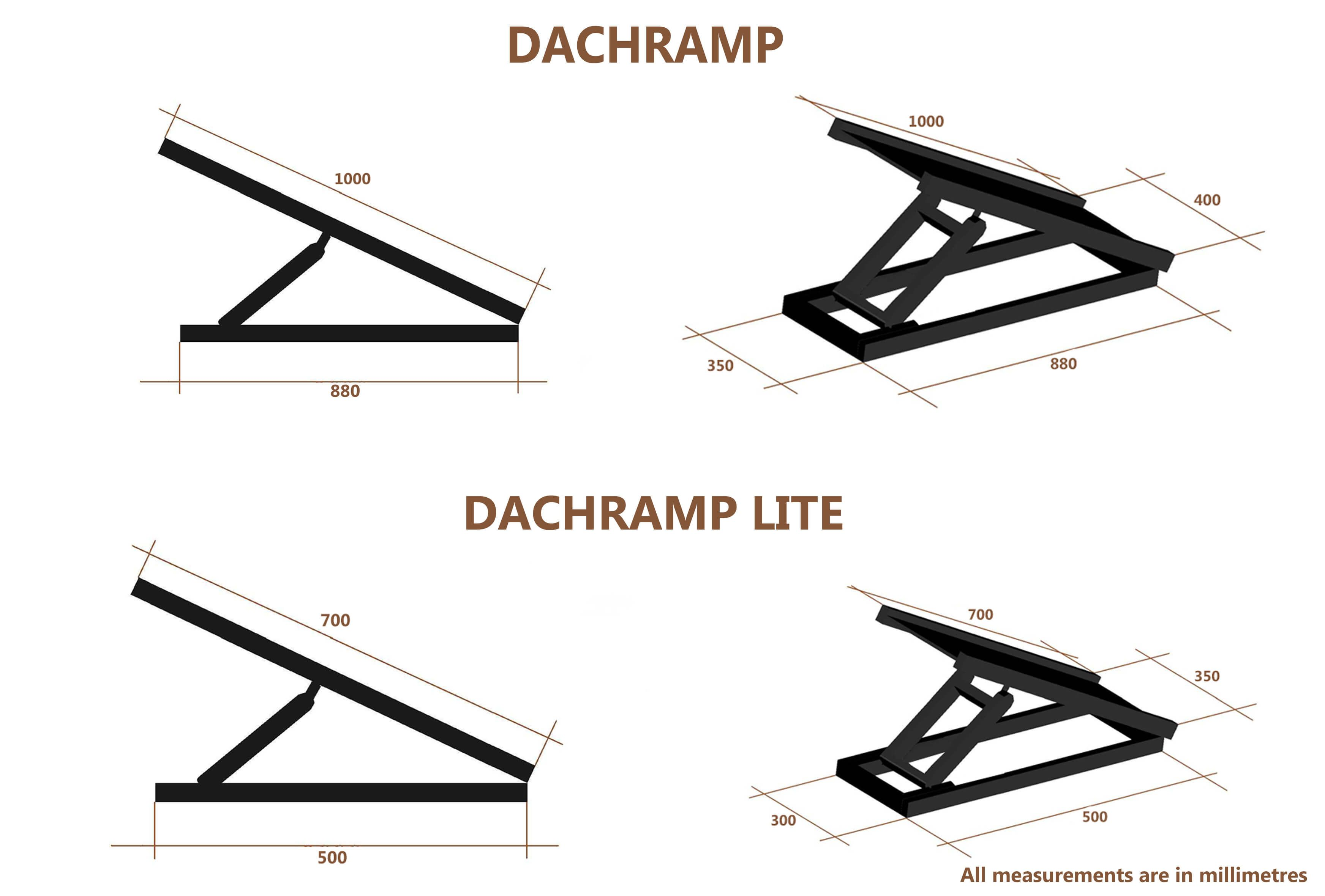 The Dachramp Is A Portable Dog And Pet Ramp With
