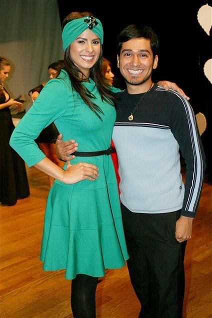 Con Vanessa de Roide, Miss Earth PR 2005, Miss Carolina Universe 2012 y ganadora de Nuestra Belleza Latina 2012
