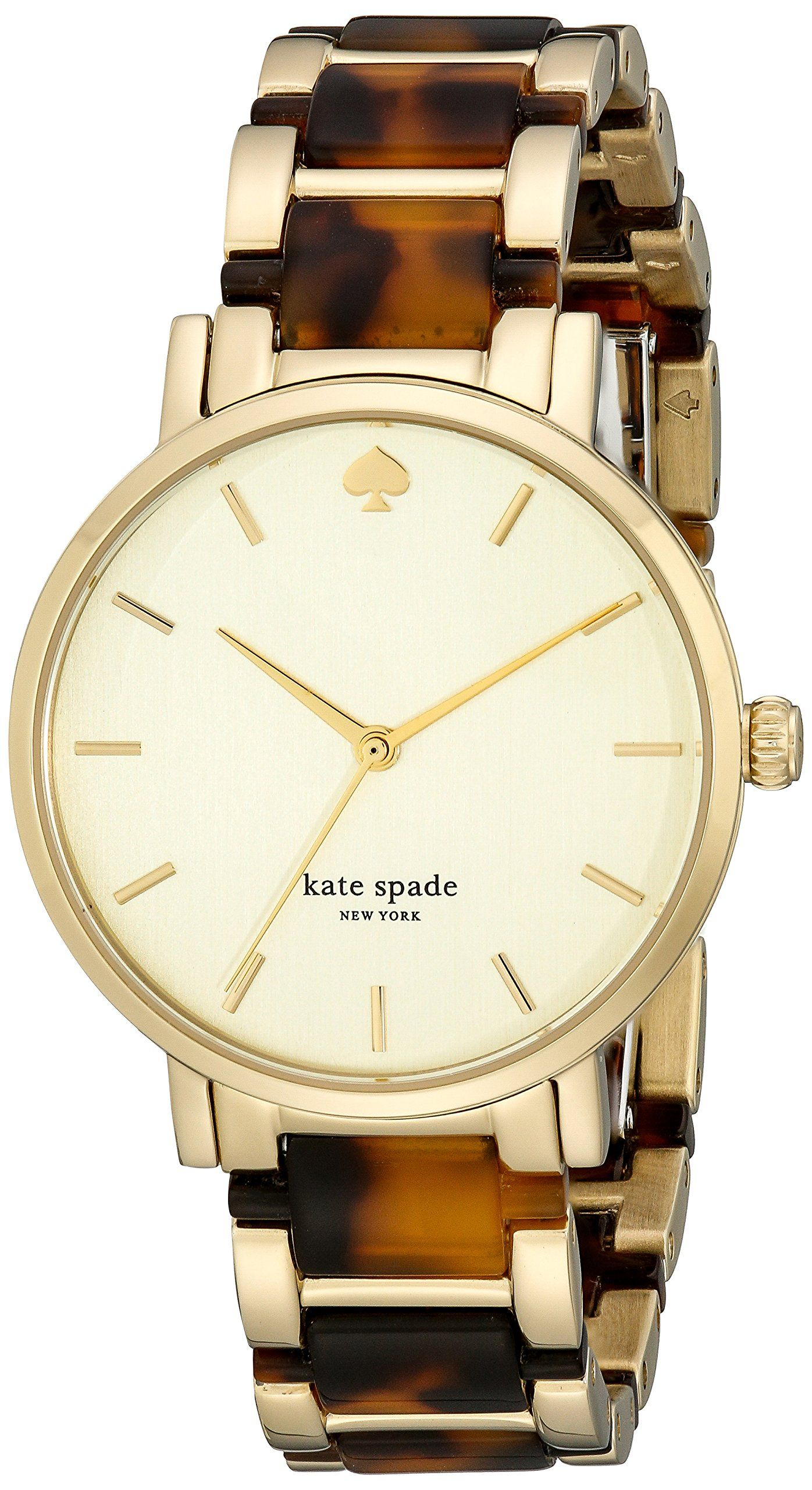 Pretty Kate Spade Tortoise Shell Watch Brown In 2018 Fossil Cecile Multifunction Stainless Steel And Acetate Am 4632
