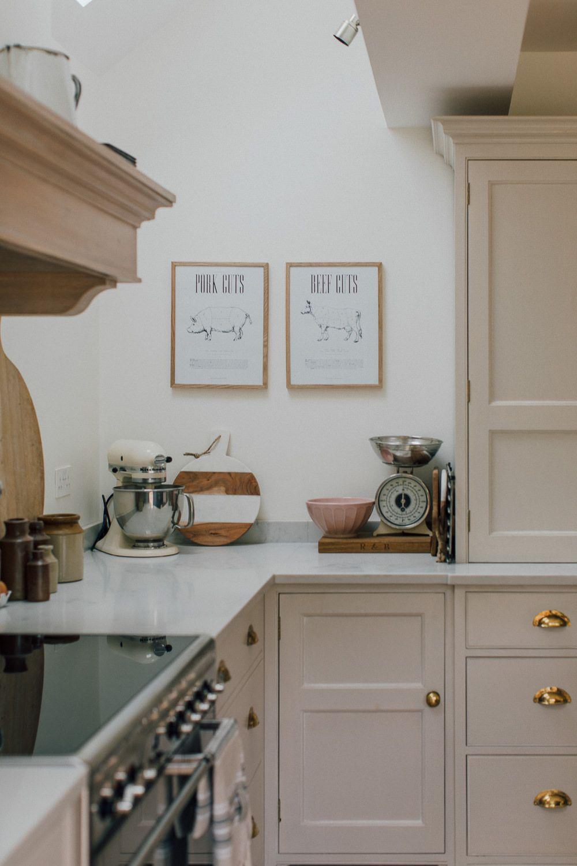 Rebeccas Kitchen  In my houseSomeday  Stone kitchen