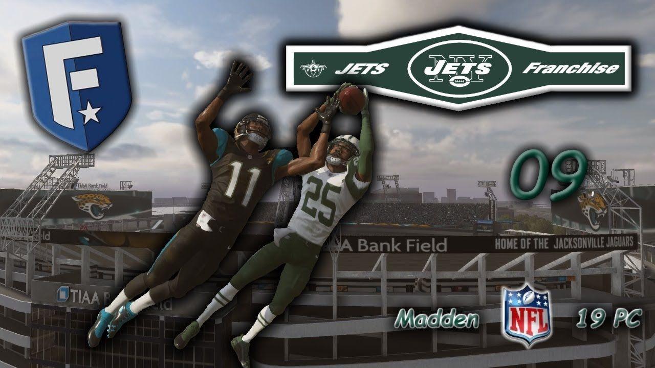 New QB? \ Madden 19 PC New York Jets Rebuild - S1 - RS - WK4