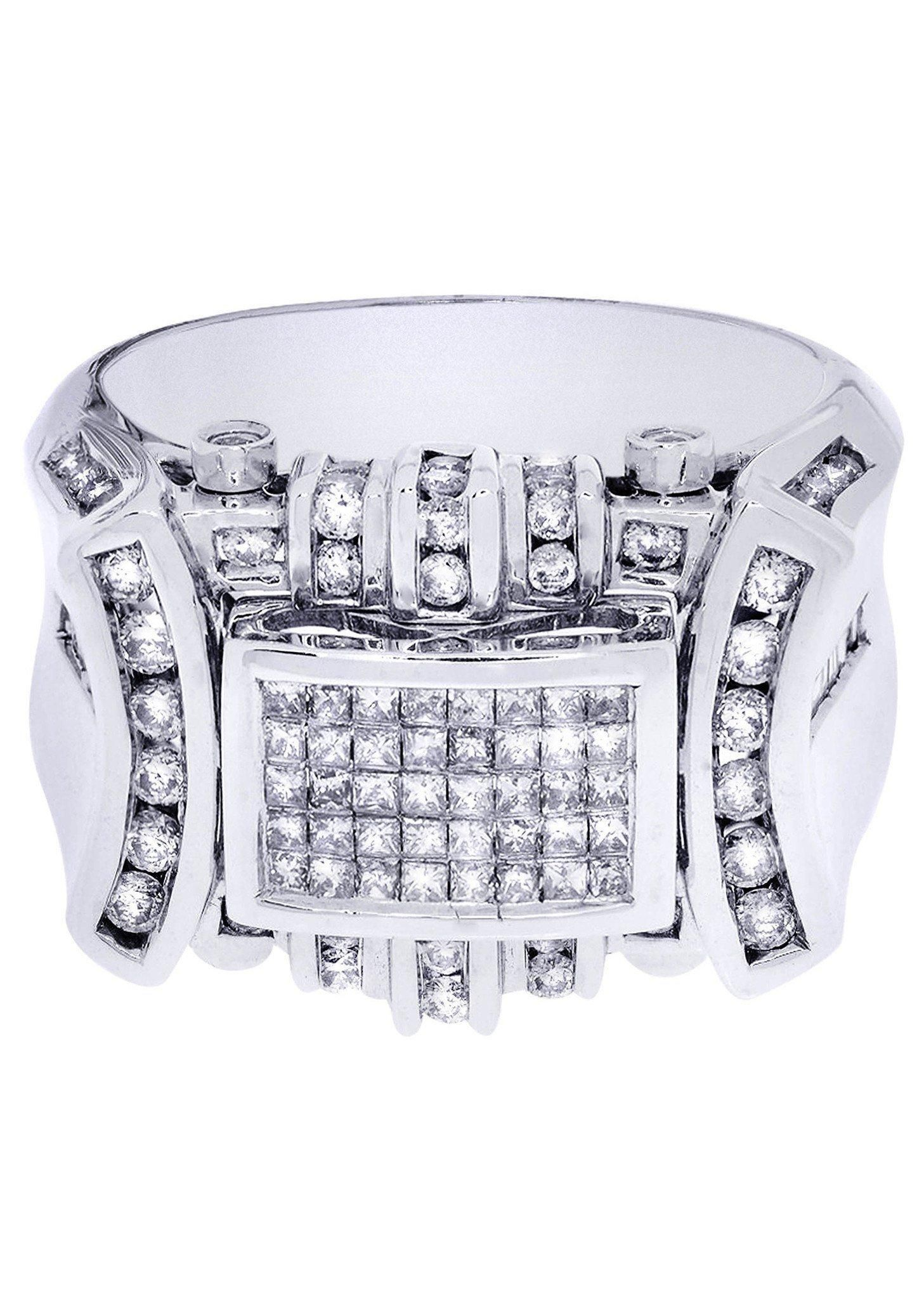 Frostnyc frost nyc mens diamond ring carats grams