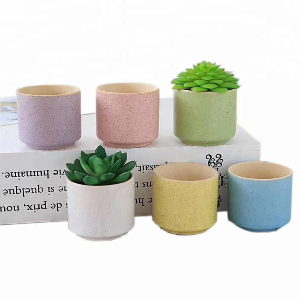 Hot Selling 3 Inch Ceramic Pots For Plants Or Smart Garden Pot Ceramic Flower Pots Ceramic Pots Smart Garden
