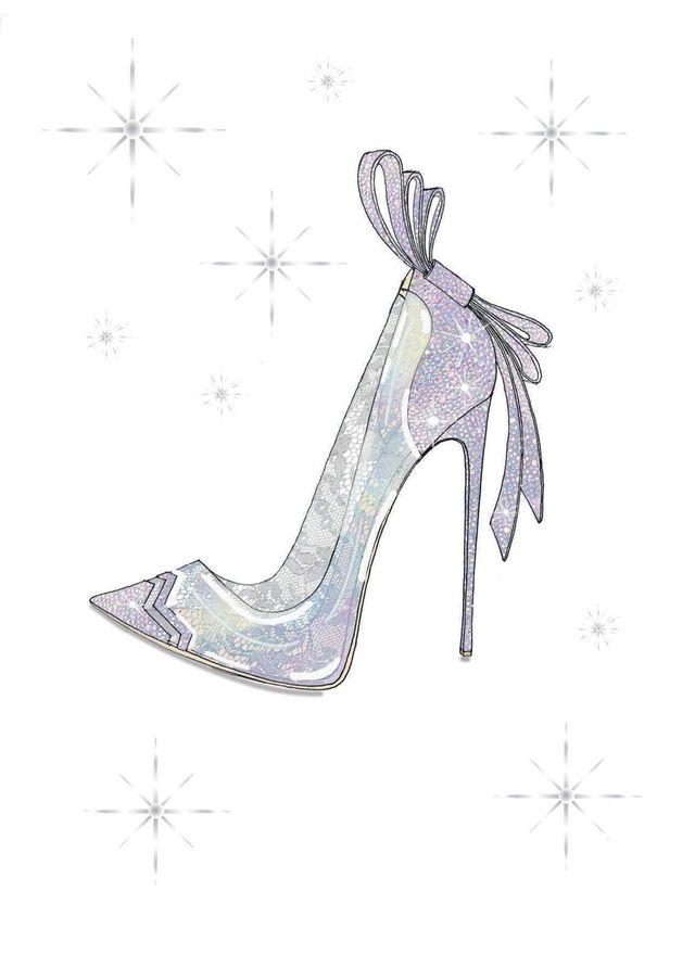 実写版シンデレラガラスの靴を世界的ブランド9社が再現 7枚目