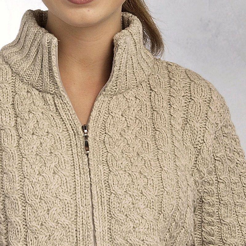 modele veste irlandaise femme