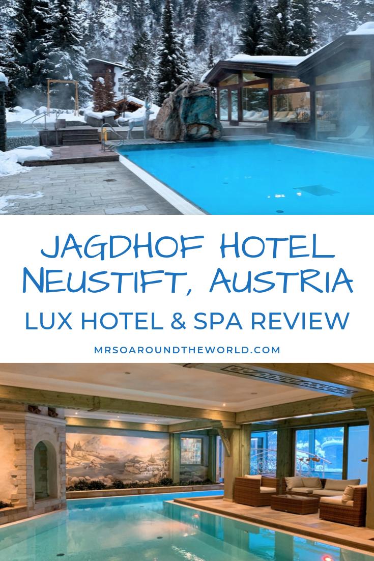 Jagdhof Spa Hotel Review Ski Hotel Luxury Ski Hotel Hotel