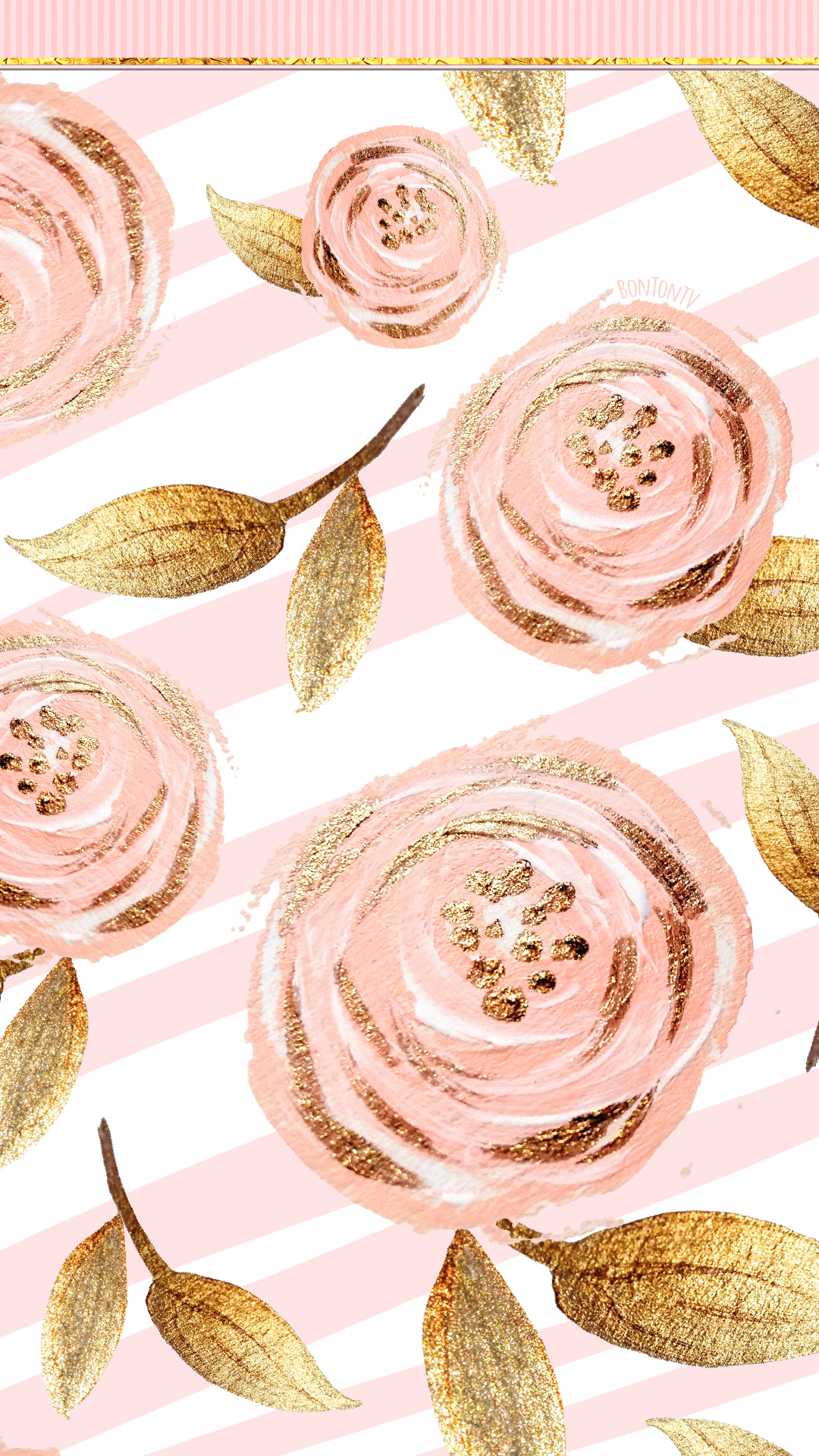 Glitter Pink And Gold Phone Wallpaper Gold Wallpaper Phone Rose Gold Wallpaper Gold Wallpaper Background