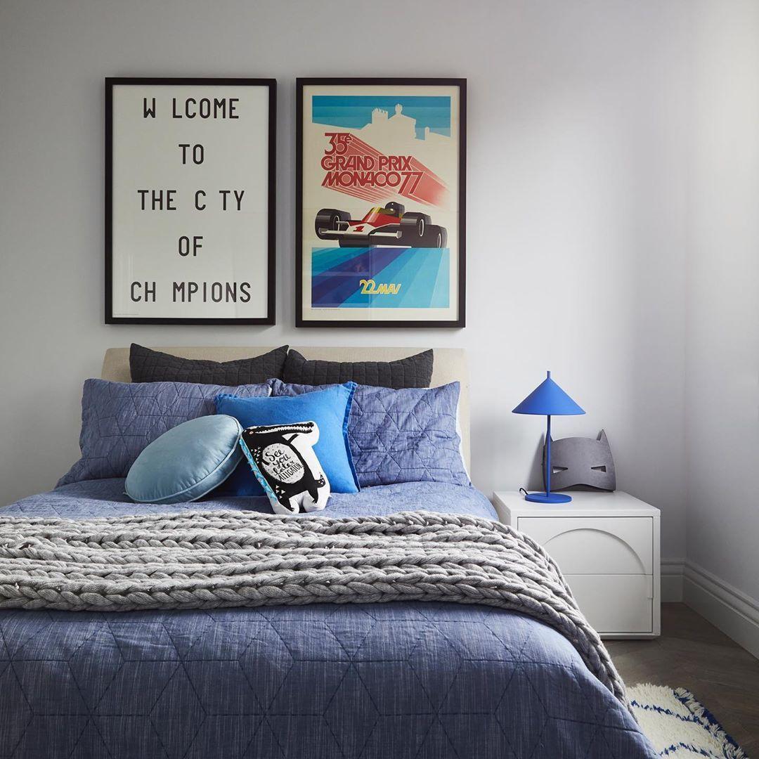 Adairs Kids On Instagram Oscar Judd S Bedroom Is Layered