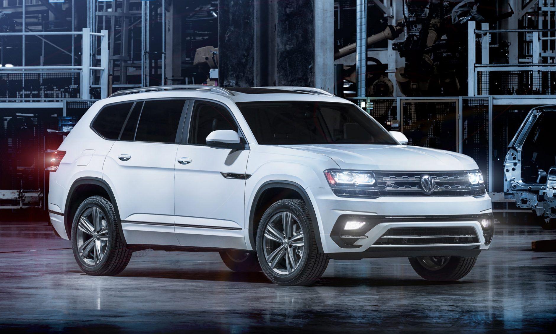 2020 Vw Atlas Review Interior Release Date Features Price Photos Volkswagen Touareg Best Midsize Suv Volkswagen