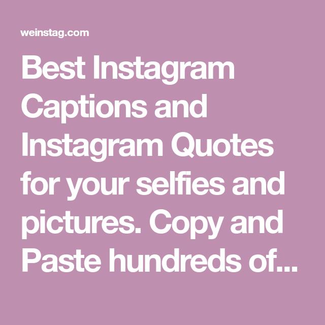 Copy Instagram Caption 3