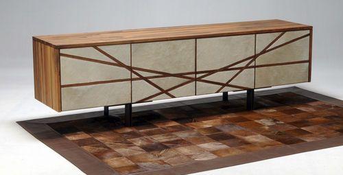 Credenza Moderna In Legno : Credenza moderna in legno norki sas credenze nel