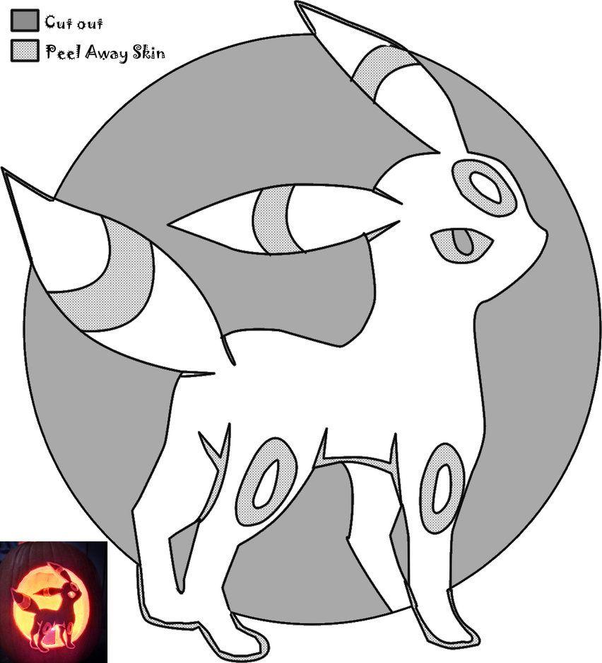 Pokemon pumpkin stencils google search for emmett
