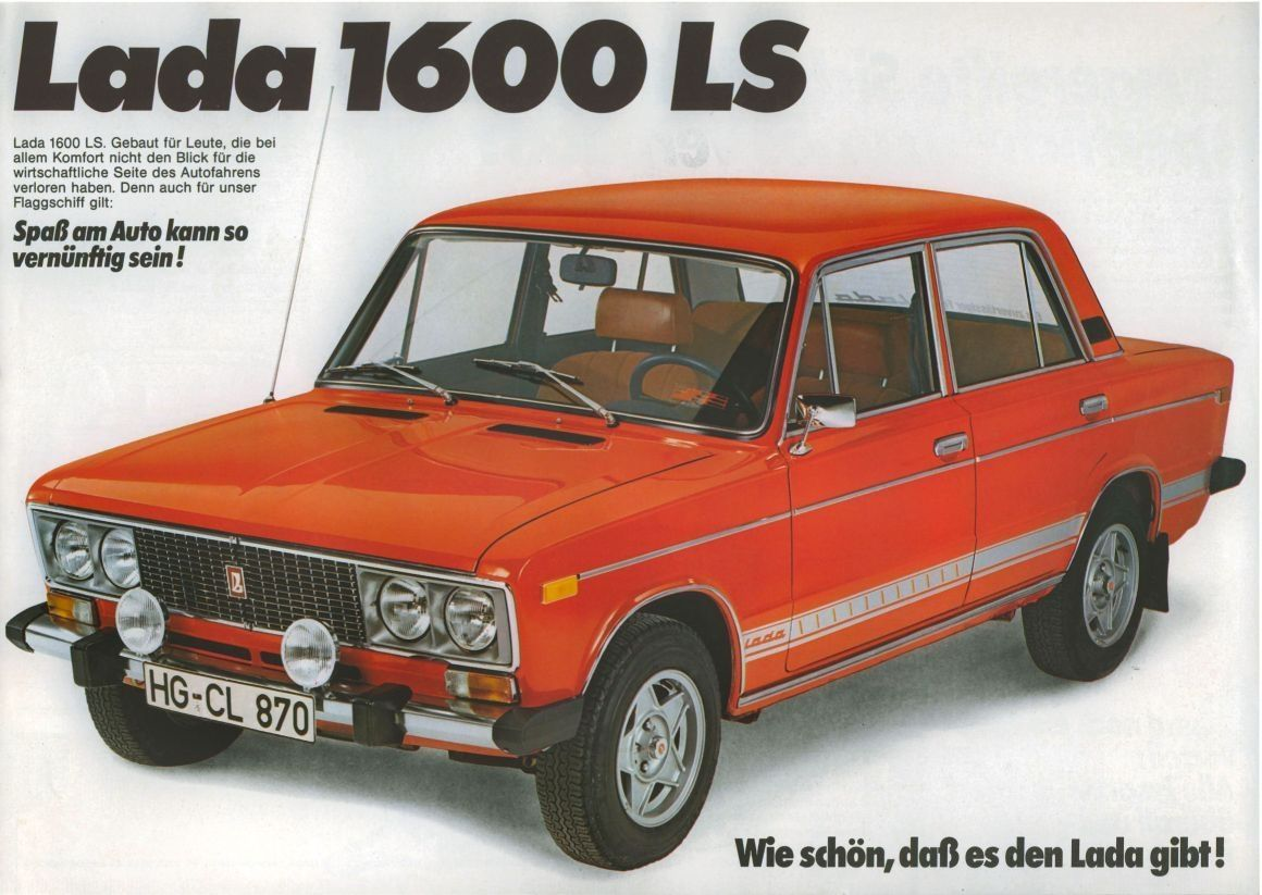 Double The Value Of A Lada By Filling It Up With Gas