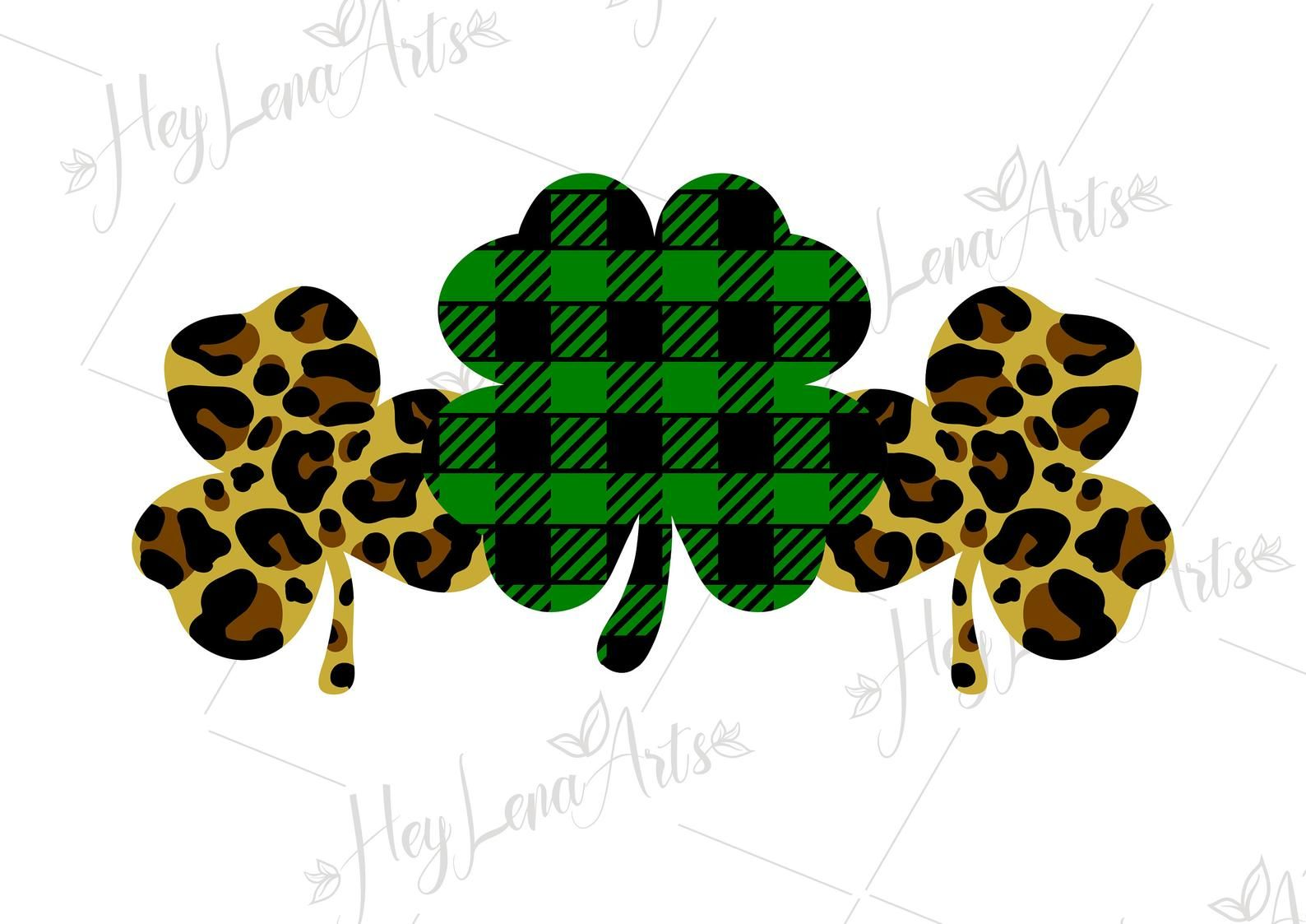 St Patrick S Day Svg Shamrock Svg Saint Patricks Day St