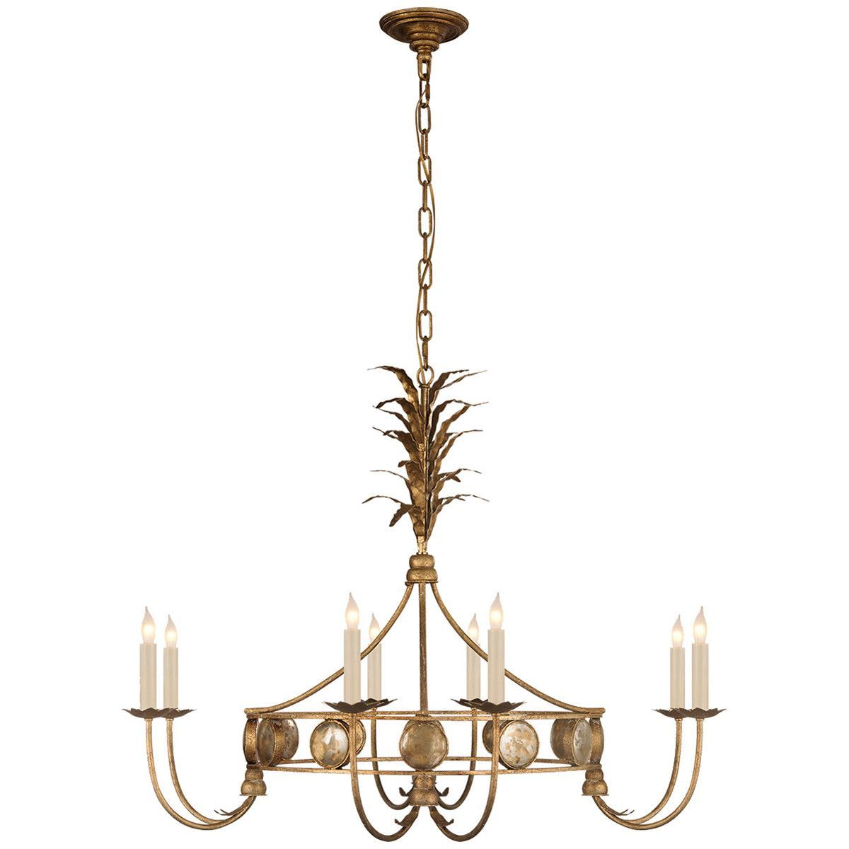 Visual Comfort Lighting E F Chapman Gramercy Chandelier Ceiling Light Chandelier Ceiling Lights Ceiling Lights Iron Chandeliers
