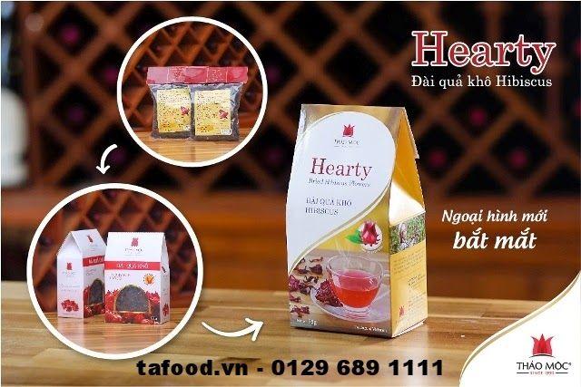 Khổ qua thóc - Mướp đắng rừng: Đài khô Hibicus 55g | tafood.vn