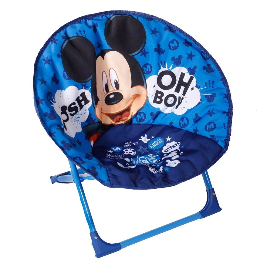 Disney Mickey Mouse Moon Chair