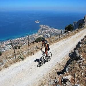 With Alessandro. The best way to discover Sicily, far from the routes of mass tourism, is by riding a mountain bike. You will combine tourism and sport, ex...