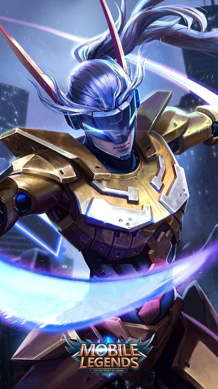 48 Gambar Hero Mobile Legend Saber Gratis Terbaru