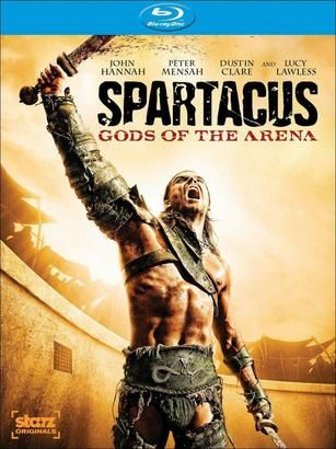 Spartacus: Gods of the Arena - The Complete Collection (2 ...