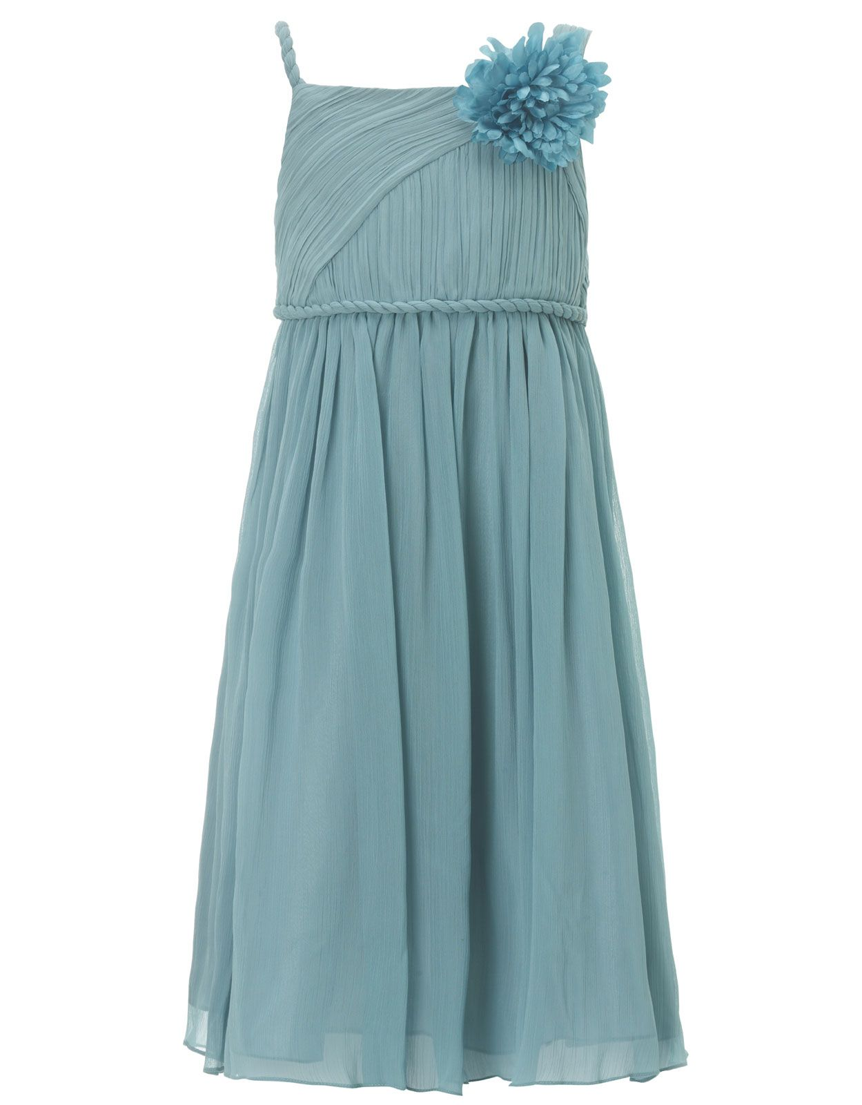 Helena Dress | Blue | Monsoon. little ladies | Big Wedding Bride ...