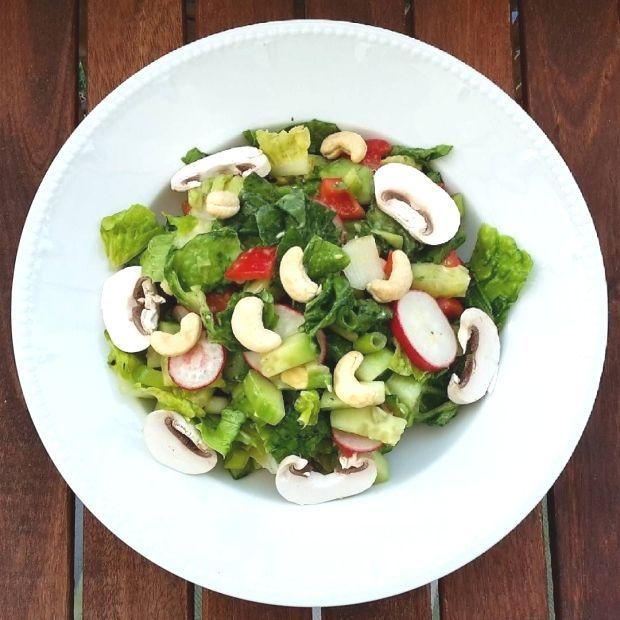-    Detox salad