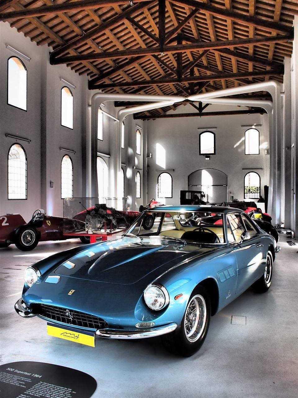 Ferrari 500 Super Fast Ferrari Vintage Classic Car Garage Classic Cars