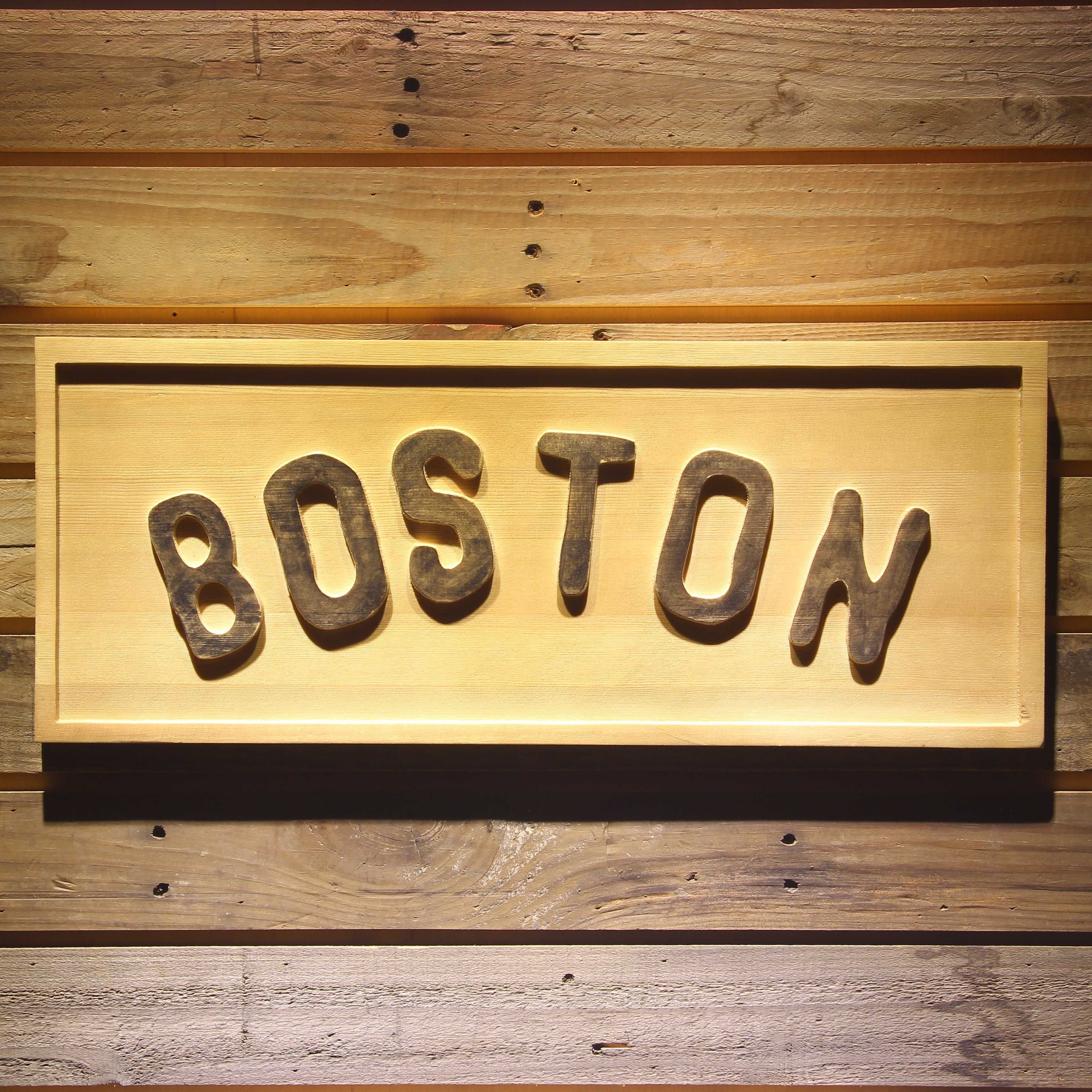 Boston Red Sox 1909-1911 Wooden Sign - Legacy Edition | Boston red ...